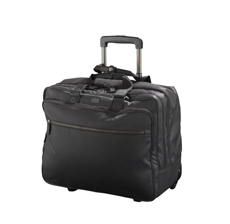 2444 : Pilot Case 2 compartiments ordinateur 17''