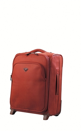 4449A: Valise verticale cabine 50 cm 2 roues