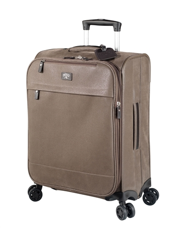 4450NU: Valise 4 roues cabine extensible 55 cm