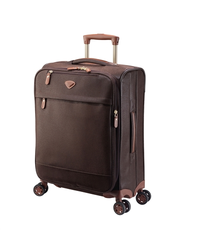 Valise 4 roues cabine extensible 55 cm