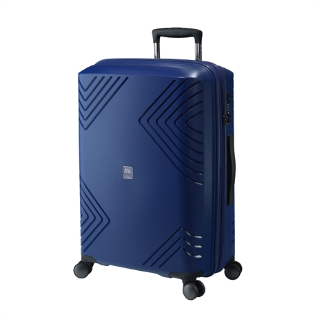 701924: Valise 4 roues Moyenne extensible 67 cm