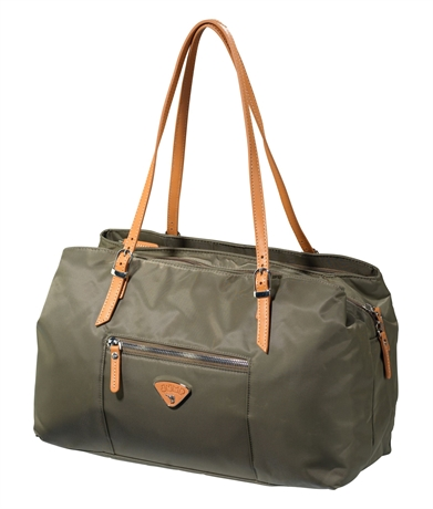 8270 : Sac Epaule 3 compartiments 40 cm