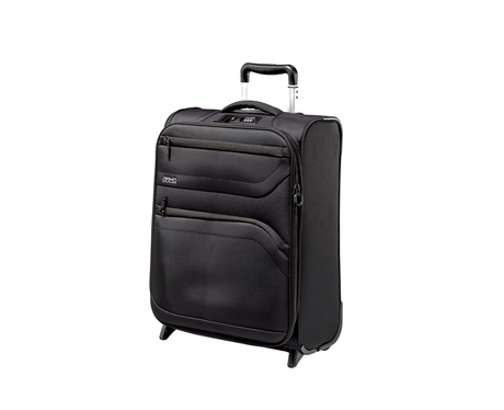MAEX01: Valise extensible 2 roues cabine Low Cost 55 cm