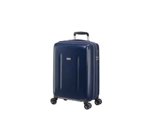 TLB100: Valise cabine extensible 55 cm 4 doubles roues