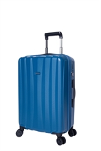 3194EX : Medium 4 wheels expandable suitcase 26