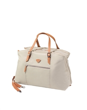 8273 : Sac Epaule 3 compartiments 45 cm