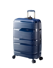 TJ24: Ultra light 4 wheels suitcase 26