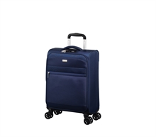 TL03: Upright carry-on suitcase 55 cm 4 wheels